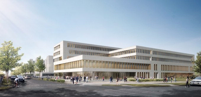 Neubau Juridicum CAU